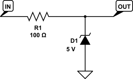 clipper circuit for adc input electrical engineering stack exchange
