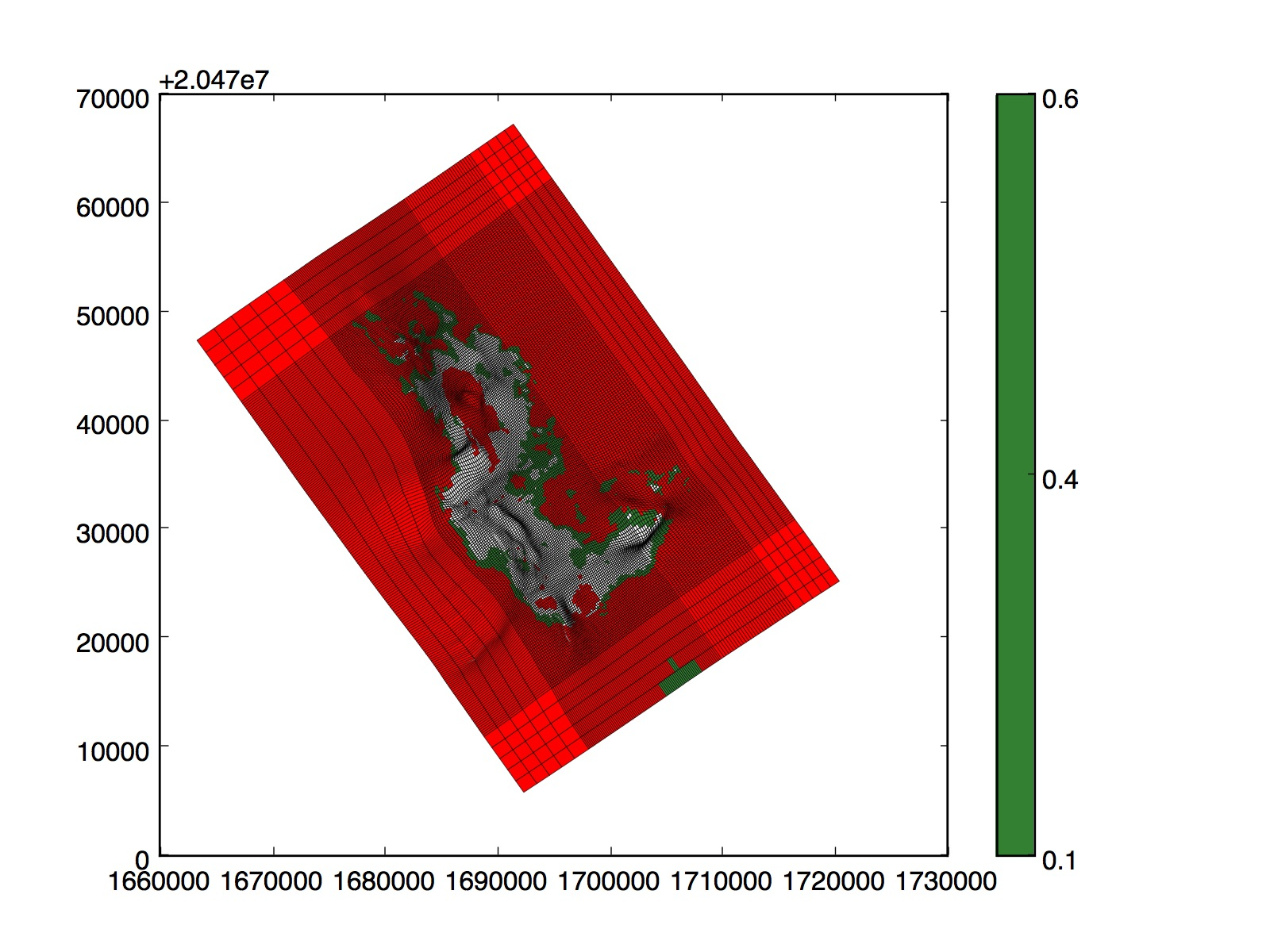 Set_bad Cmap Matplotlib Plotting Masked Numpy Array Leads To