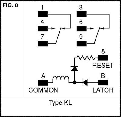 Latching Relay Wiring Diagram Symbols