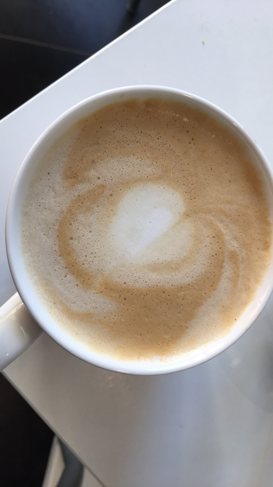 What Is A Coffee Latte Espresso How Can I Improve This Latte Coffee Stack Exchange