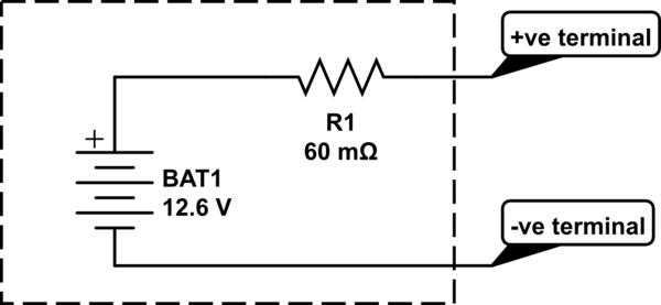 test car line short circuit circuit polarity discrimination testing