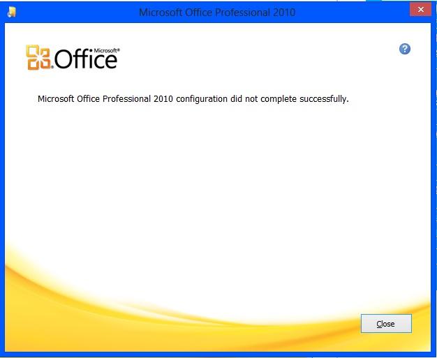 windows 8 - Office 2010 won\u0027t uninstall OR install - Super User