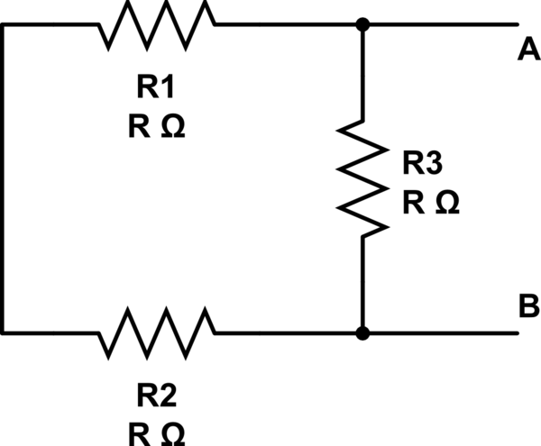 calculate resistance in a circuit