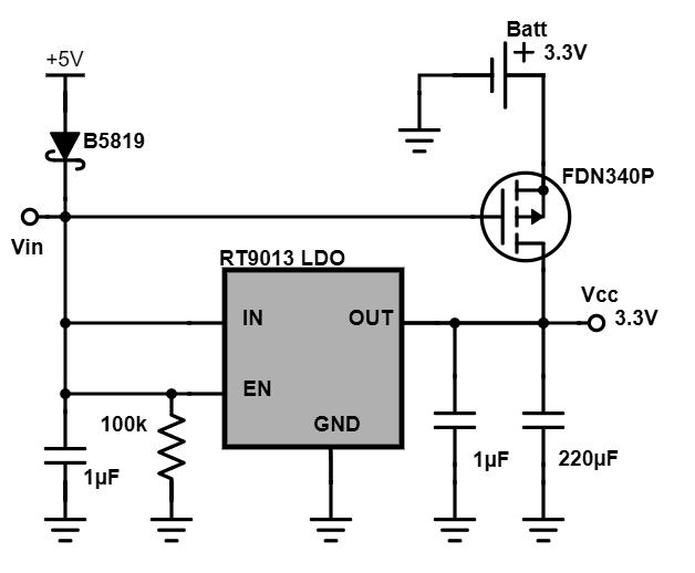 for voltage regulator circuit electrical engineering stack exchange