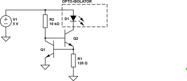 figure 2 current limiter circuit using mosfet in constant current
