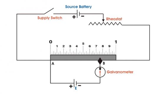 linear potentiometer wiring slide potentiometer linear