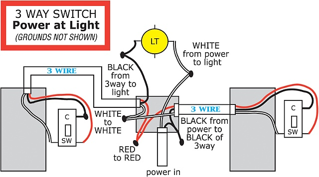 electrical - Troubleshooting 3-way switch - Home Improvement Stack