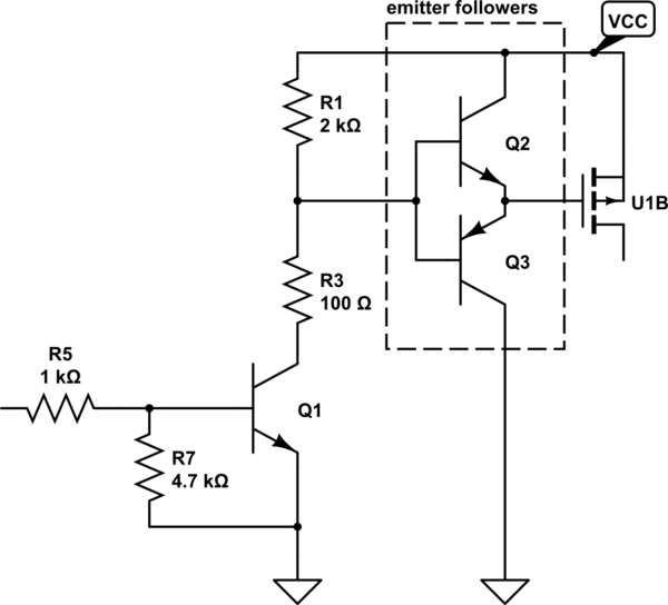 mosfet gate driver electronics and electrical engineering design
