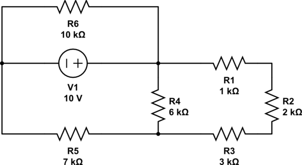 parallel circuit analysis