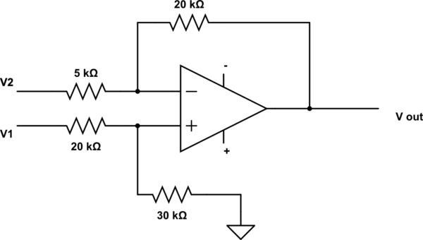 non inverting amplifier circuit diagram