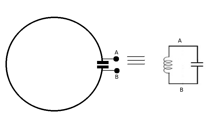 lc circuit aka tank or resonant circuit