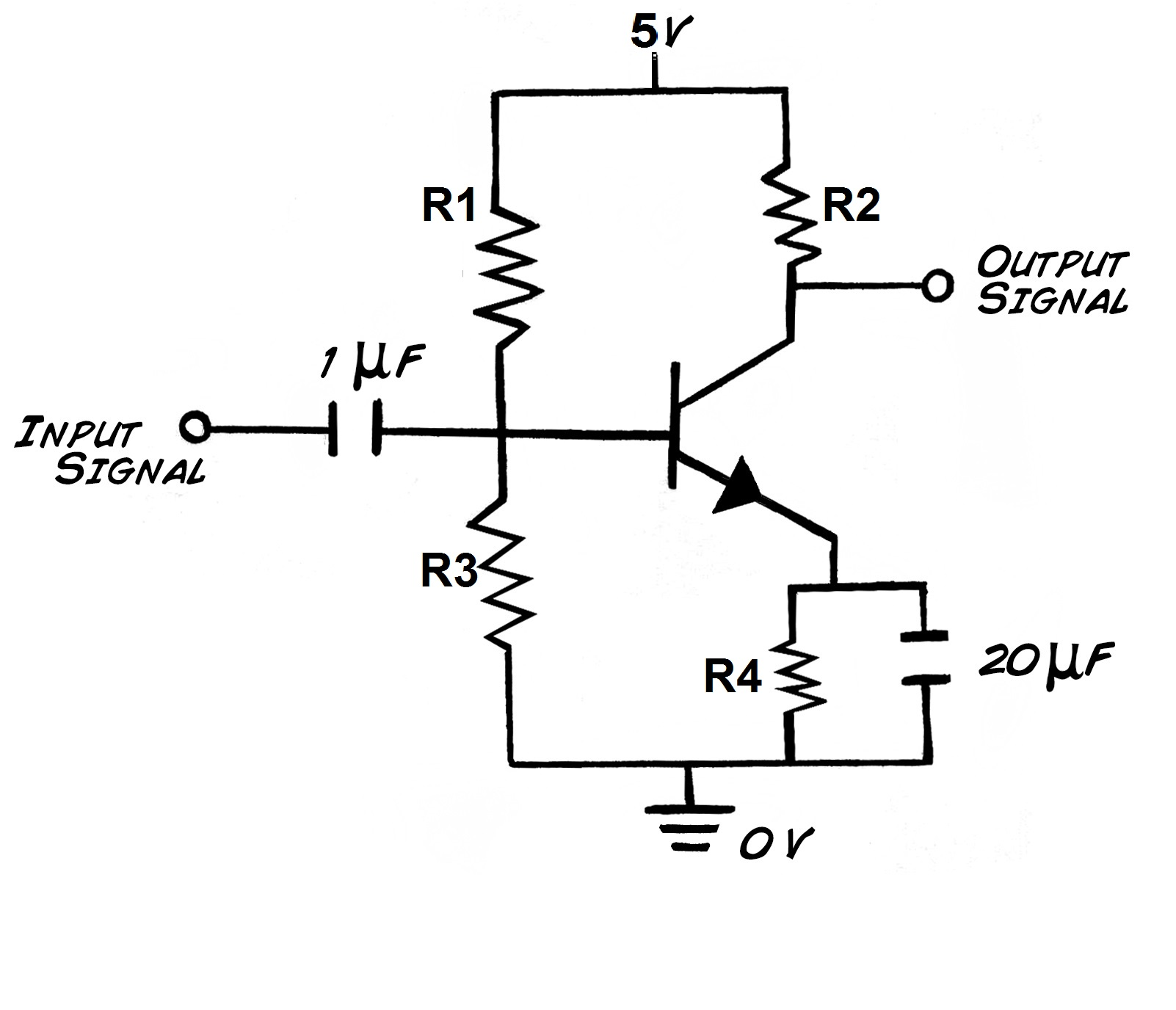 resistors in ac circuits