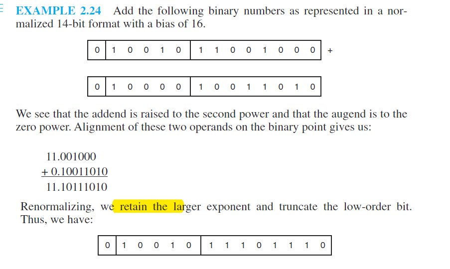 Facebook interview question add two binary numbers input - Options