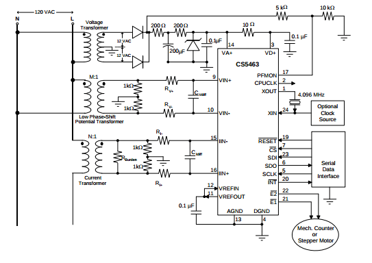 integrated circuit optoisolate two ics sharing same power supply