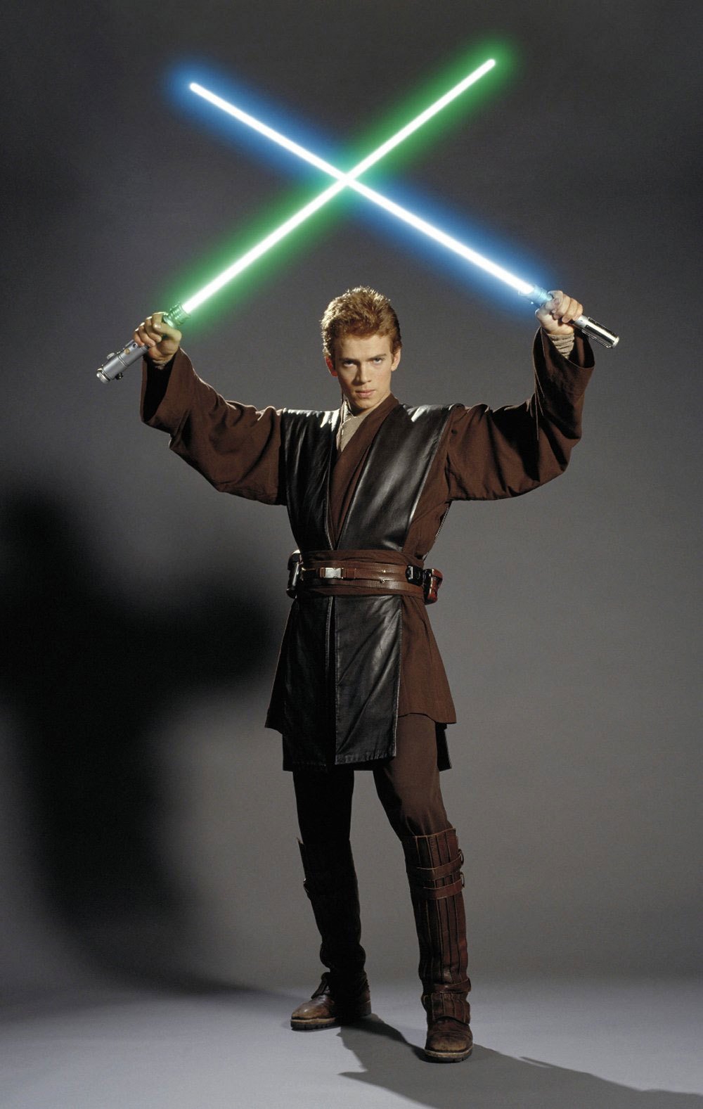 Anakin Skywalker Jedi Star Wars - Where Is Obi-wan's Lightsaber? - Science