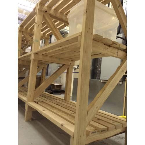 Medium Crop Of Basic Wooden Shelves