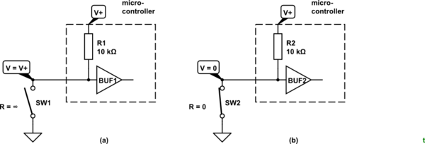 18 volt battery schema cablage