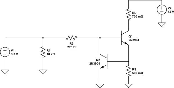 mosfet short circuit protection