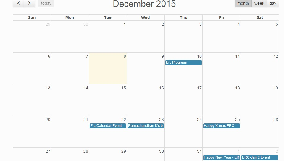 How to write events on outlook calendars using php rest scope