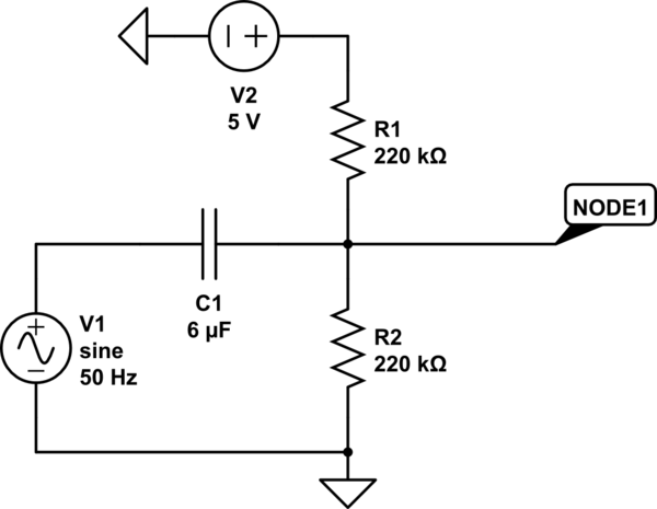 bias understand this filter and biasing circuit electrical