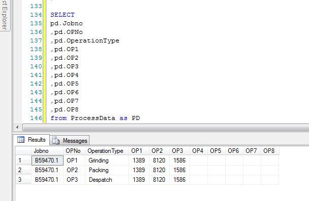 sql server - SQL convert column headers to convert row values