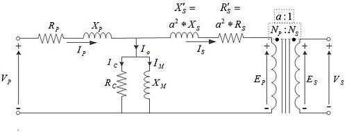 figure 2 transformer circuit diagram
