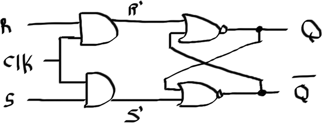 this circuit is referred to as a dominant on latching circuit