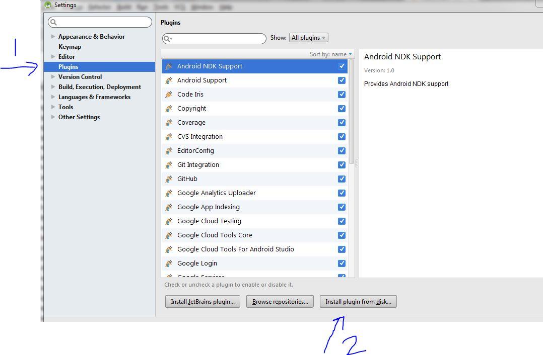 How to generate Class Diagram (UML) on Android Studio (IntelliJ Idea
