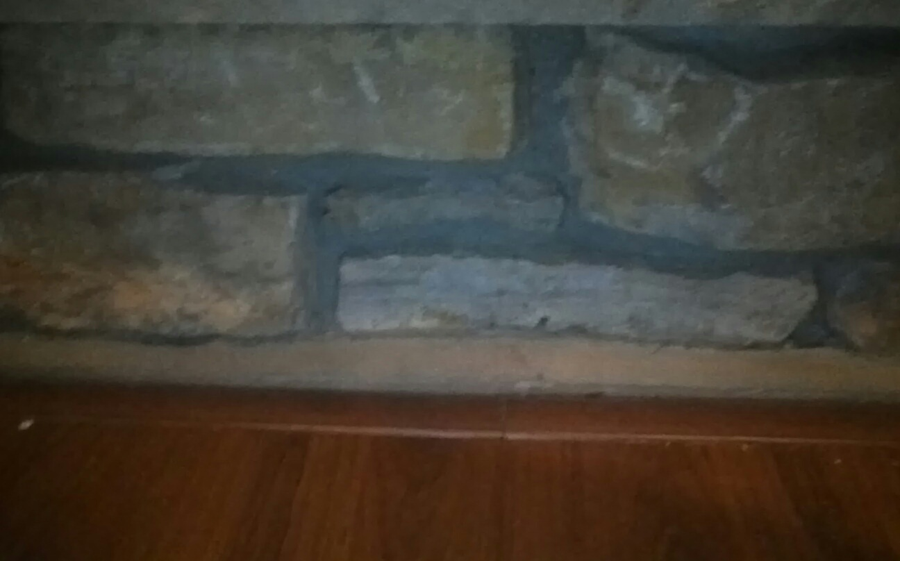 Concrete Flooring Repair - How Do I Fill A Gap Between My Hearth And The