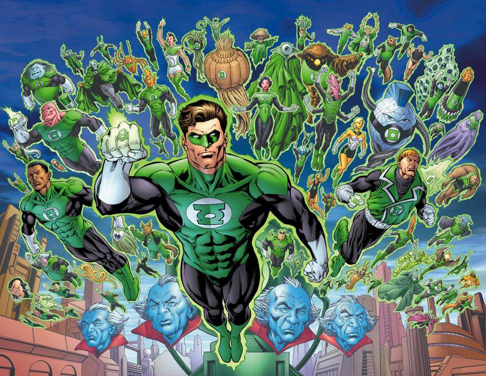 Lanterns Wallpaper Hd Dc Comics Can A Handless Character Join The Green