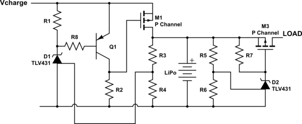 battery overvoltage protection ic