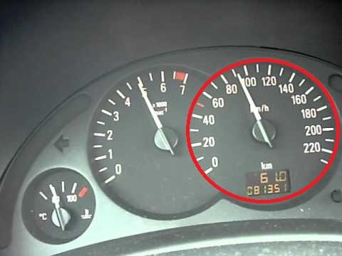 Speedometer stop working on My Opel corsa C 2006 - Motor Vehicle