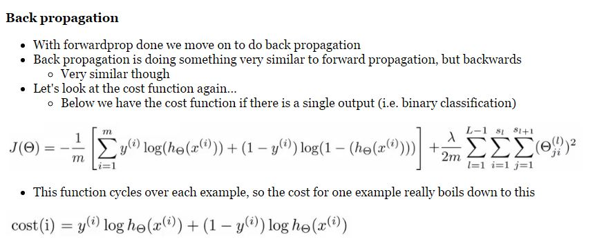 neural networks - Linear algebra, are my steps to compute cost