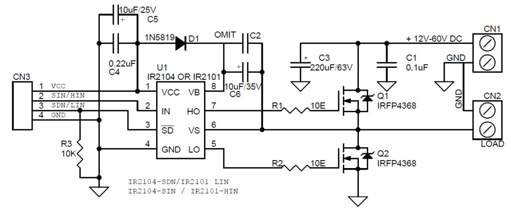 circuit no 2 mos driver circuit