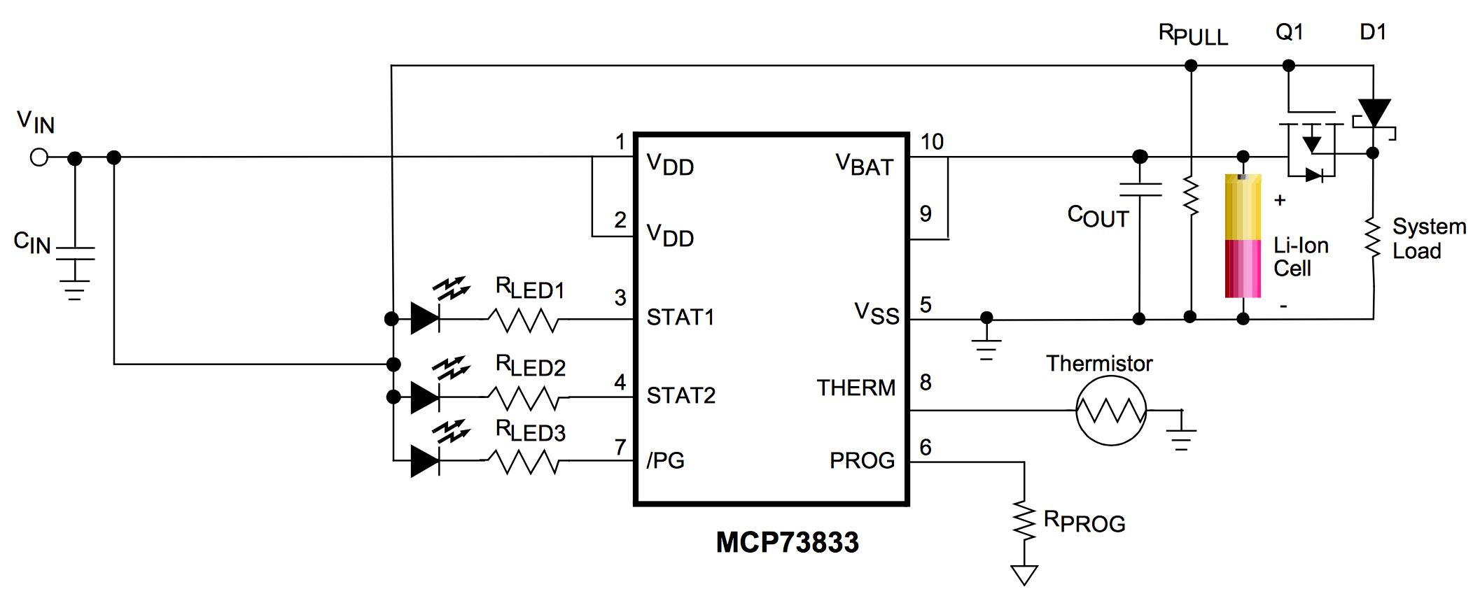 usb charging circuit