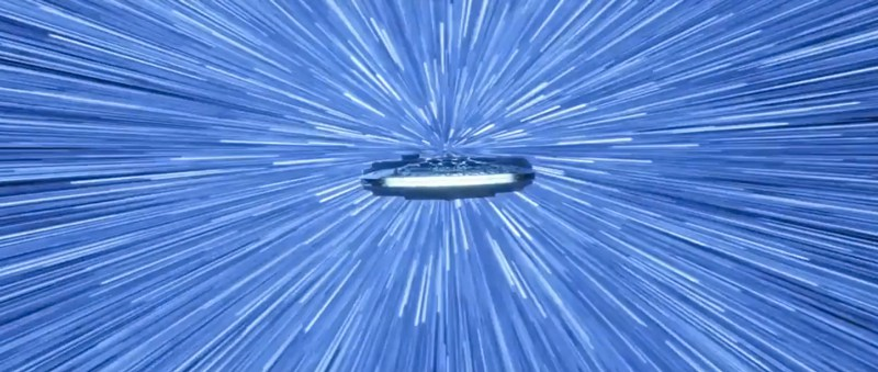 Light Effect Hd Wallpaper Star Wars If The Millennium Falcon Is So Easy To Track