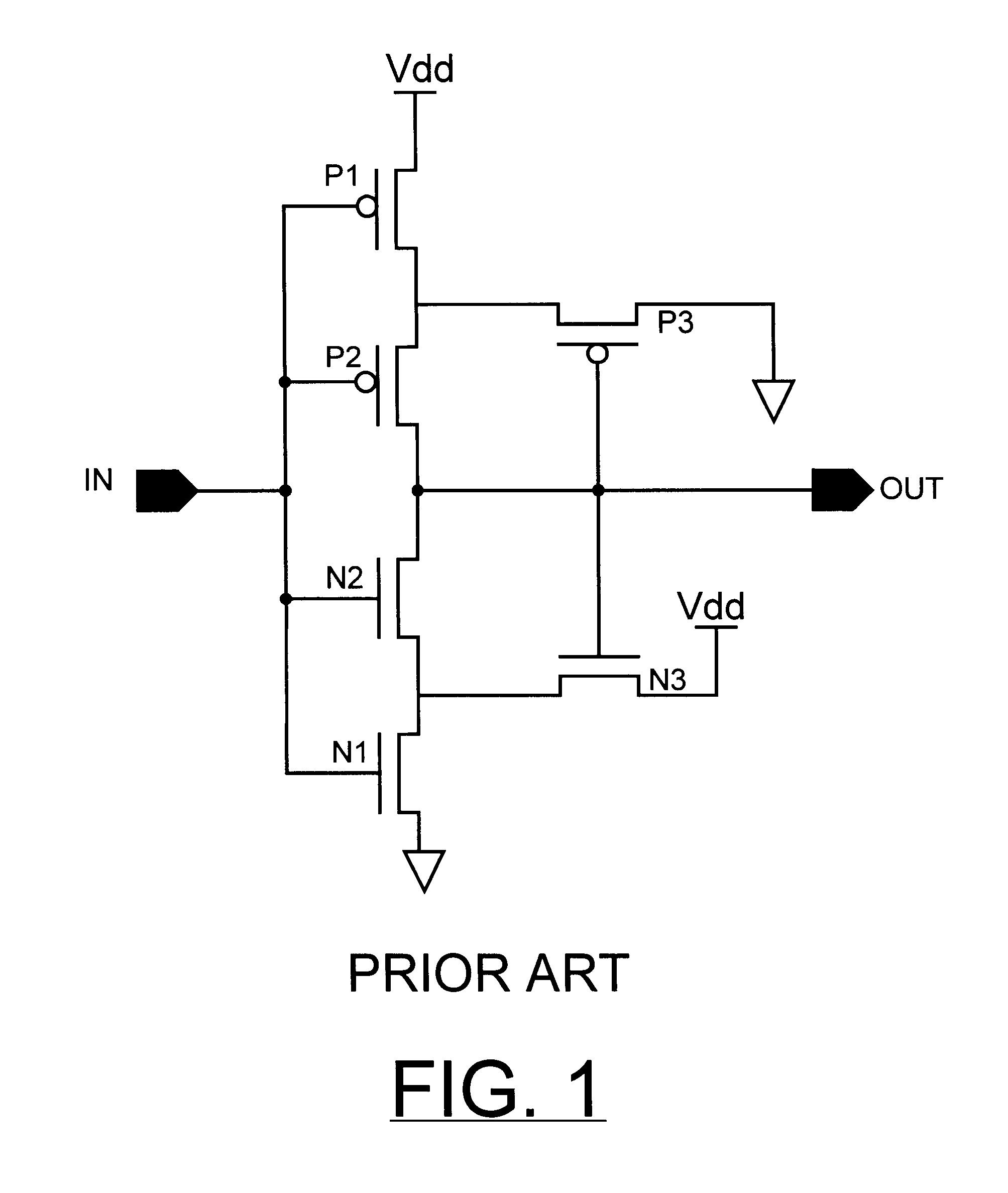 schmitt trigger circuit diagram and schematic