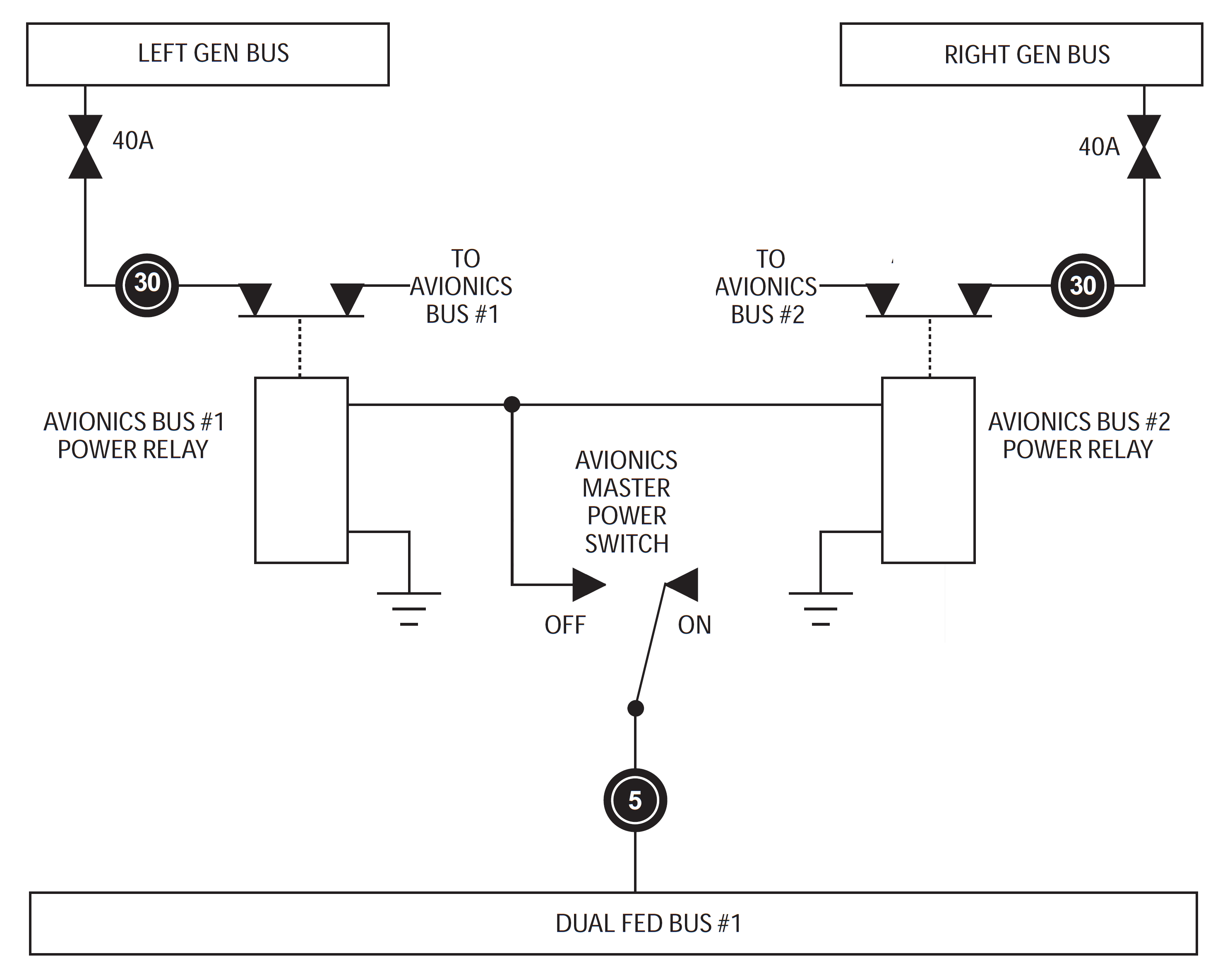 electrical relay switch works