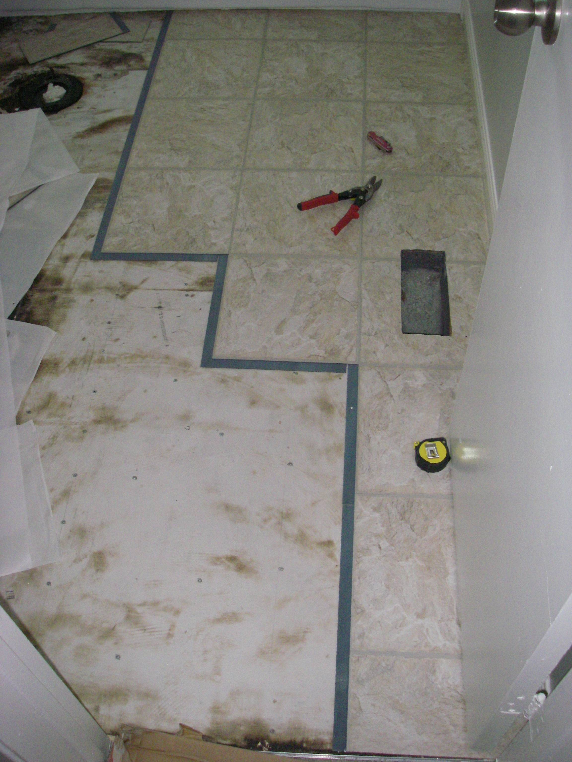 Installing Vinyl Tile Is Luxury Vinyl Tile Cost Effective Home Improvement Stack Exchange