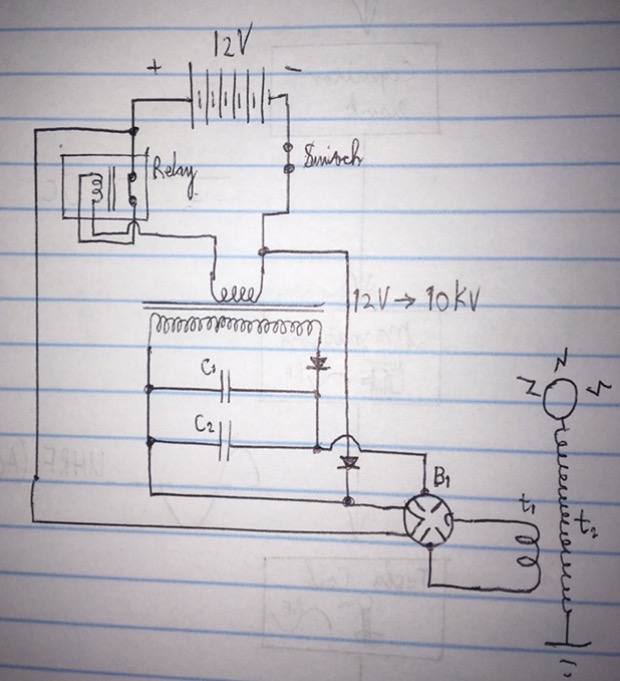 UHF Tesla coil powered by low voltage? - Electrical Engineering
