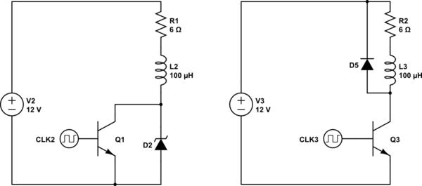 6 transistor h bridge