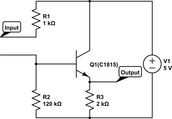 plant moisture meter circuit