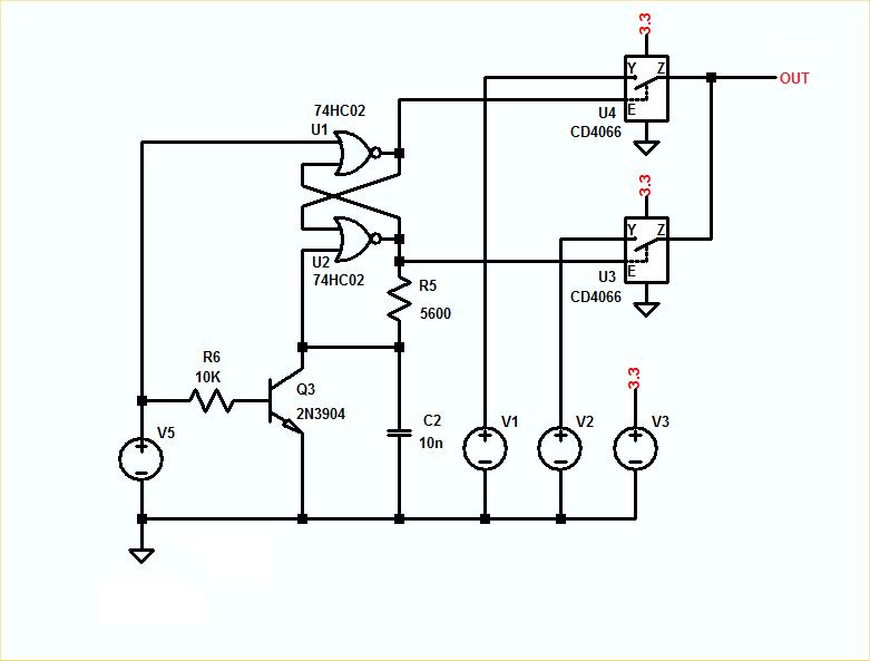 two way switch logic gates