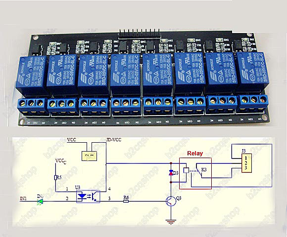 Relay Board Wiring Diagrams Wiring Diagram