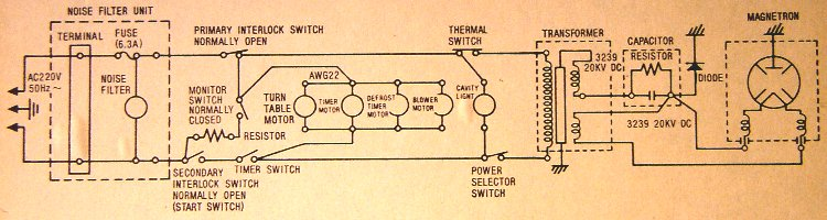 solid state relay - Microwave Oven Switching Magnetron (Transformer