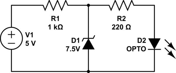 led ramping circuit