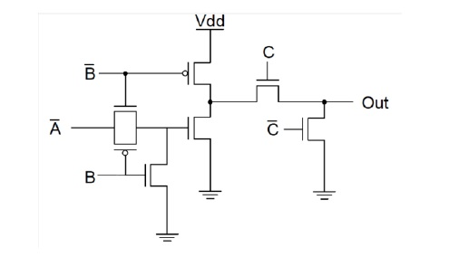 CMOS Circuit Question - Electrical Engineering Stack Exchange