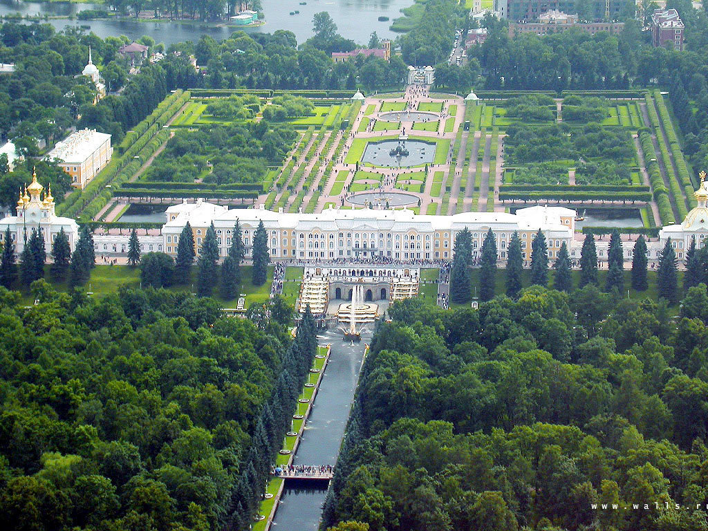 Versailles Garten Europe Are There Other Places With Gardens Like Those At