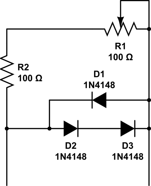 wiring potentiometer audio