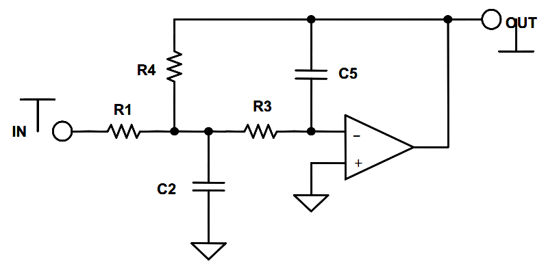 the input impedance of this circuit here is the circuit